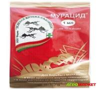 Инсектицид Мурацид, ВЭ 1мл от садовых и домашних муравьев Зеленая аптека садовода