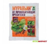 Инсектицид Муравьин, Г 10г от садовых муравьев Грин Бэлт