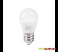 Лампа светодиодная Шар GL45 Е27 7Вт 3000К Теплый белый свет 540лм Jilion