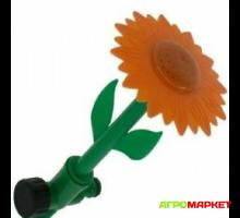 Распылитель пластиковый Цветок JD-S-619BNA оранжевый Садовита