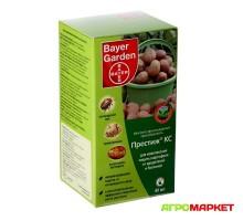 Инсекто-фунгицидный протравитель Престиж КС 60мл для комплексной защиты картофеля Bayer Garden