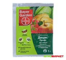 Децис Профи 1г Bayer Garden