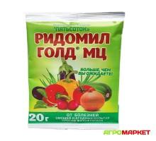 Ридомил Голд, МЦ 10г Пять соток