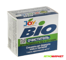 Биоочиститель для выгребных ям и септиков 40г Joy