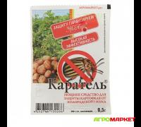 Инсектицид Каратель 0,5г для защиты картофеля от колорадского жука МосАгро