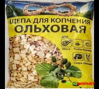 Щепа для копчения Ольховая 1дм.куб СитиФорест