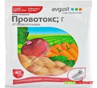 Инсектицид Провотокс, Г 40г от проволочника Avgust