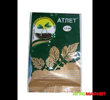 Регулятор роста Атлет 1,5мл от перерастания рассады Зеленая аптека садовода