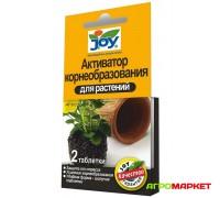 Активатор корнеобразования для растений 2 таблетки Joy