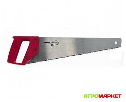 Ножовка по дереву Eko 400 мелкий зуб Политех-инструмент
