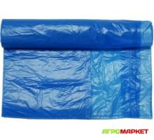 Мешки для мусора ПВД 30л с завязками 10шт в рулоне, 12мкм, 45см х 52см Guppy