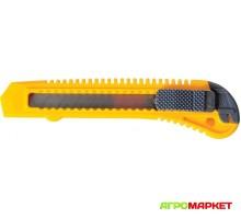 Нож технический 18мм Pobedit