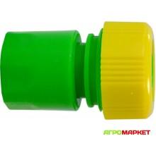 Соеденитель быстросъемный для шланга 3/4 Polyagro Lite
